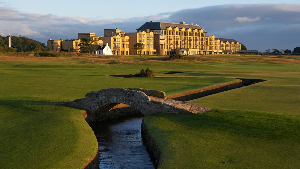 Old Course Hotel, Golf Resort & Spa — city, country