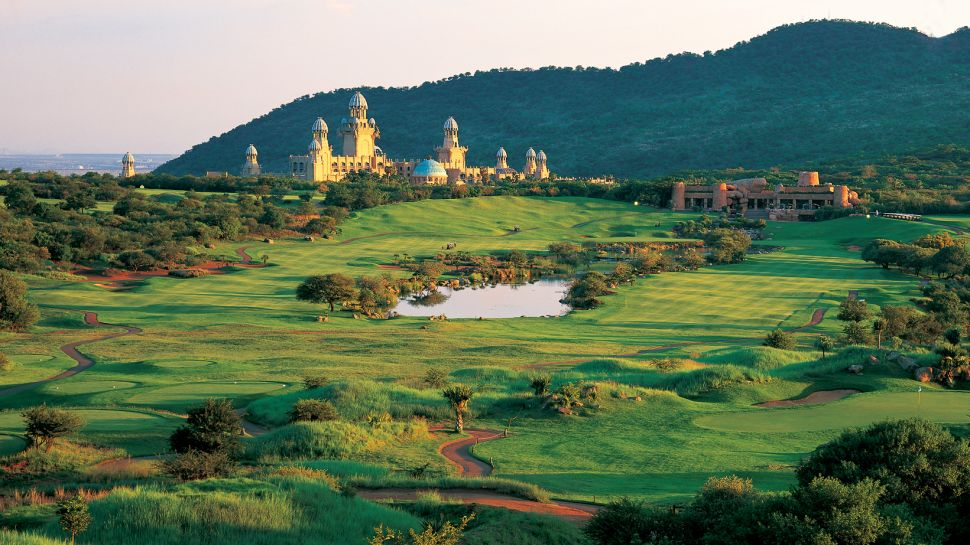 The Palace of the Lost City at Sun City — city, country