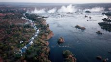The Royal Livingstone — Victoria Falls, Zambia