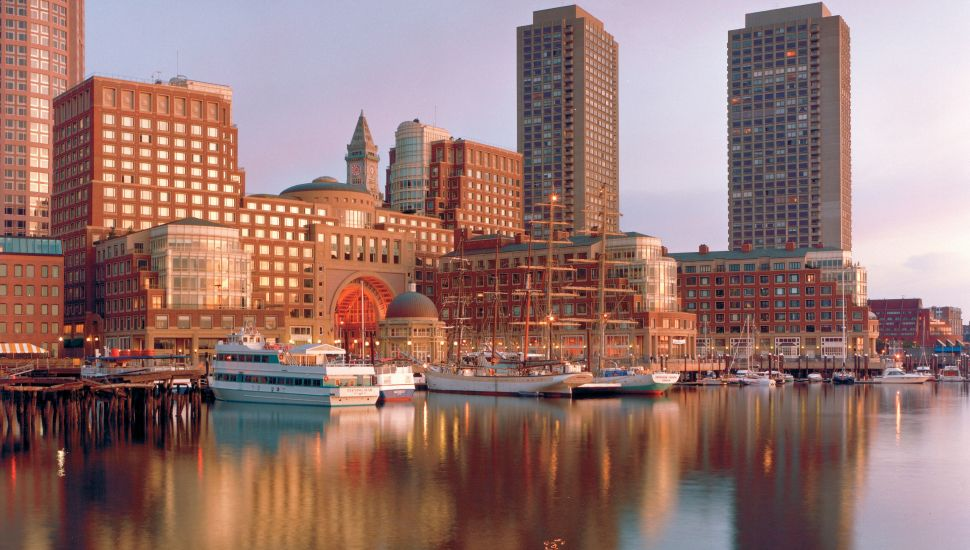 Boston Harbor Hotel — city, country