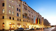 Hotel Vier Jahreszeiten Kempinski  Munich, Germany