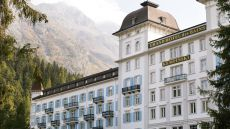 Kempinski Grand Hotel des Bains  St. Moritz, Switzerland