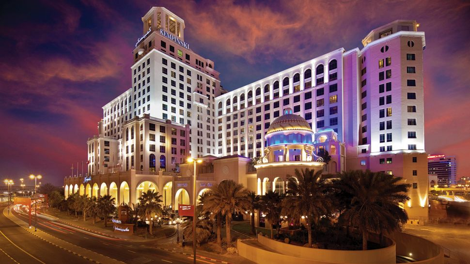 Kempinski Hotel Mall of the Emirates Dubai — city, country