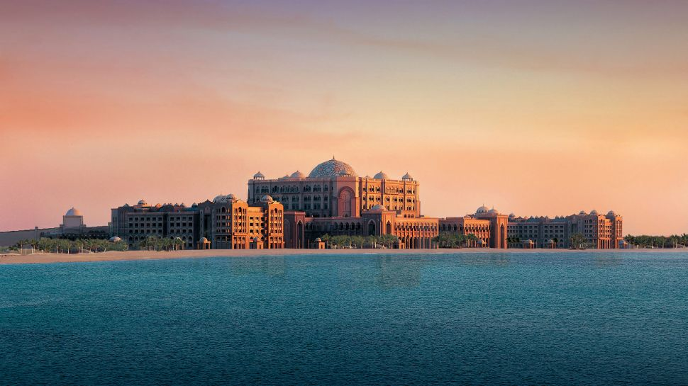 Emirates Palace Abu Dhabi — city, country