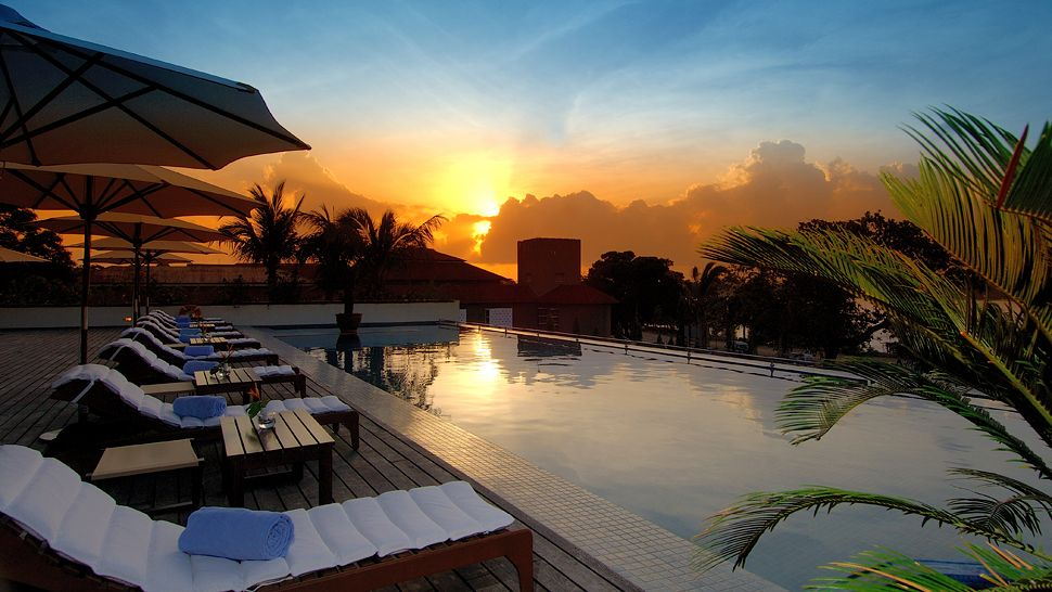 Hyatt Regency Dar es Salaam, The Kilimanjaro — city, country