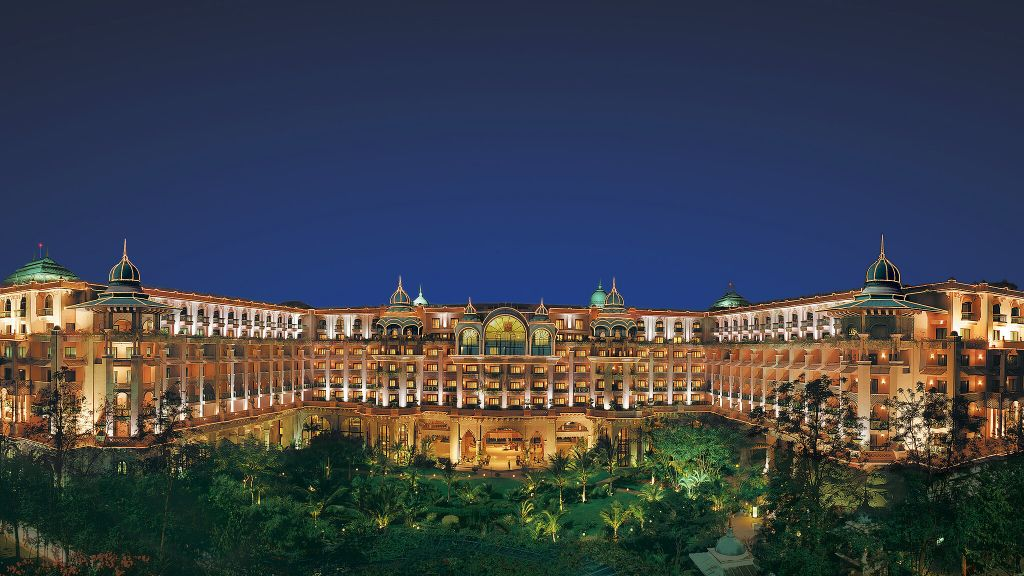 The Leela Palace Bangalore  city, country