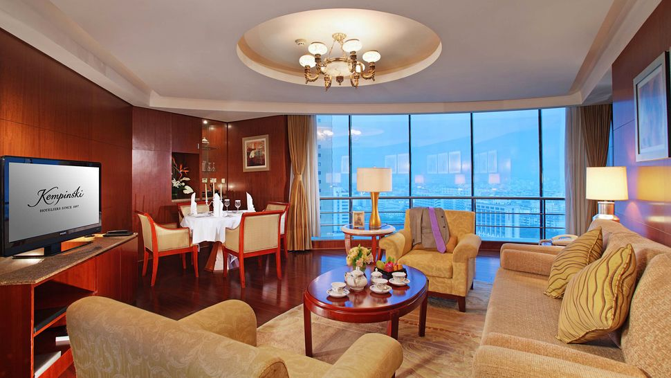 Kempinski Hotel Chengdu — city, country