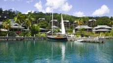 Marigot Bay Hotel  Marigot Bay, St Lucia