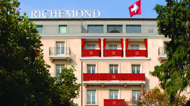 Le Richemond — Geneva, Switzerland