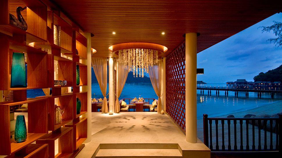 Pangkor Laut Resort Pangkor Laut Island Malaysia