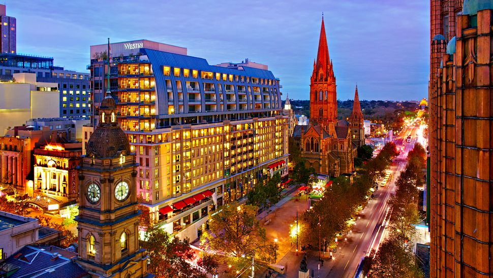 The Westin Melbourne — city, country