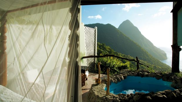 Ladera  Soufriere, St Lucia