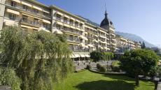 VICTORIA-JUNGFRAU Grand Hotel & Spa — Interlaken, Switzerland