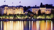 Beau-Rivage Palace — Lausanne, Switzerland
