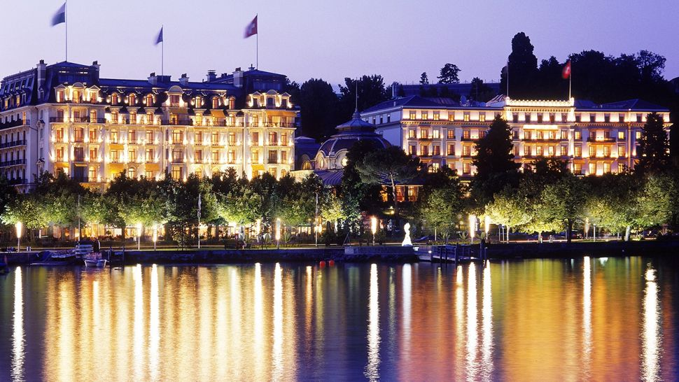 Beau-Rivage Palace — city, country