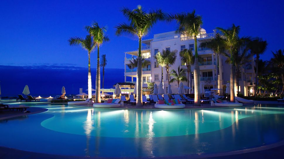 The Regent Palms, Turks &amp; Caicos  city, country