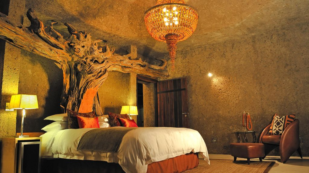 Earth Lodge, Sabi Sabi Private Game Reserve — city, country
