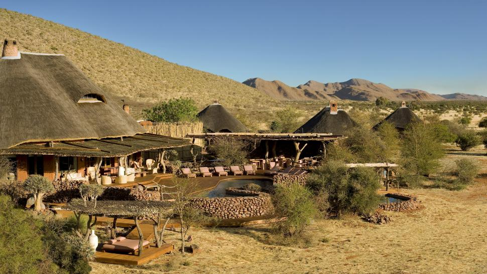 Tswalu Kalahari  — city, country