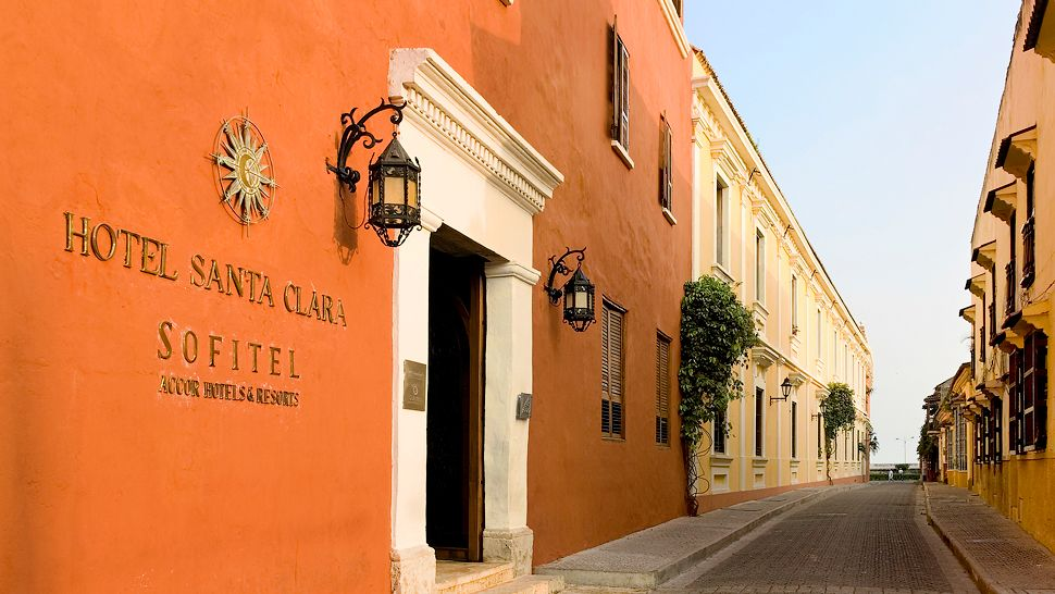 Sofitel Cartagena Santa Clara — city, country