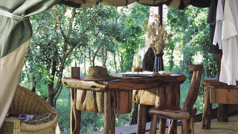 Governors Il Moran Camp Rift Valley Kenya