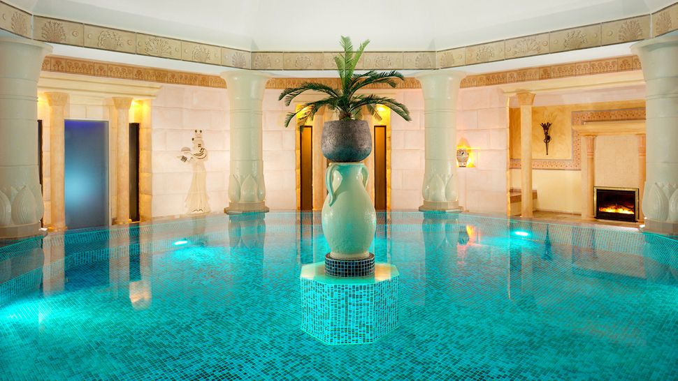 The st regis mardavall mallorca resort mallorca - Hotels with saltwater swimming pools ...
