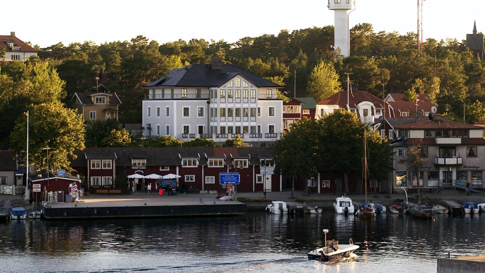 Sands hotell sandhamn