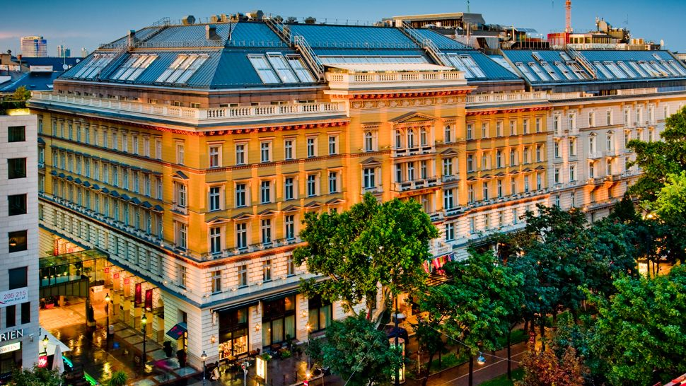 Grand Hotel Wien — city, country