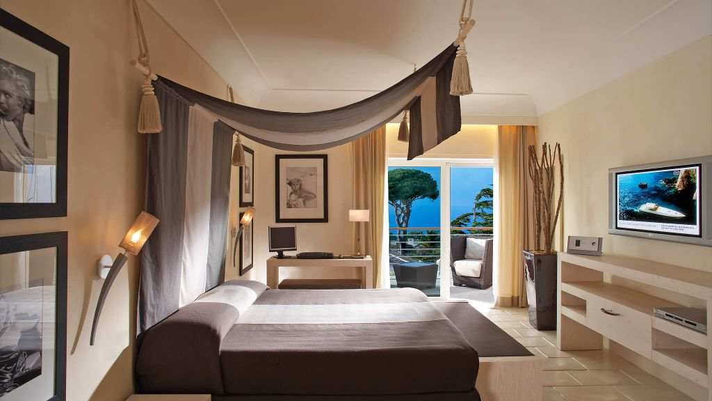 Capri Palace Hotel & Spa — city, country