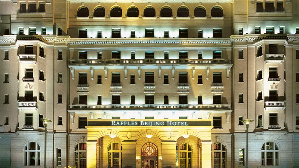 Raffles Beijing Hotel — city, country