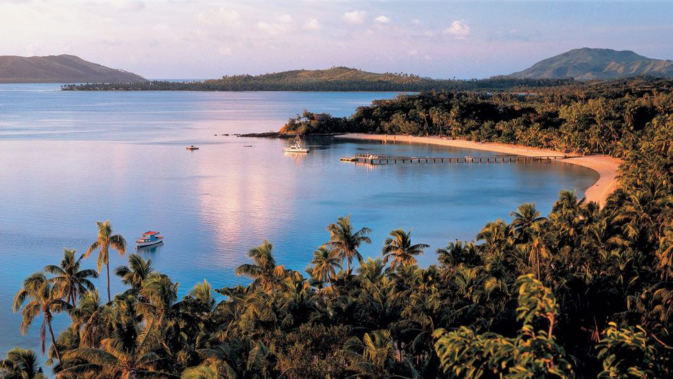 Turtle Island Fiji — city, country