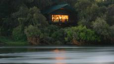 The Islands of Siankaba Lodge  Victoria Falls, Zambia