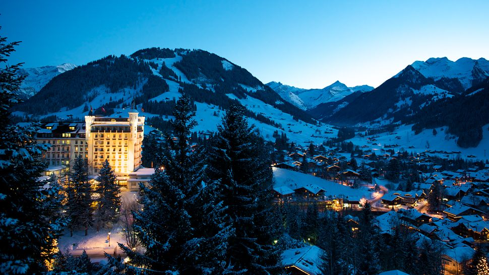 Gstaad Palace — city, country