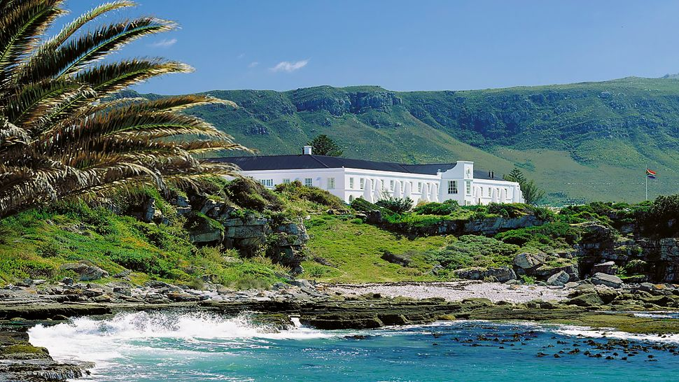 The Marine Hermanus — city, country