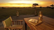 Singita Grumeti Reserves, Sabora Tented Camp — Grumeti  Reserves, Tanzania