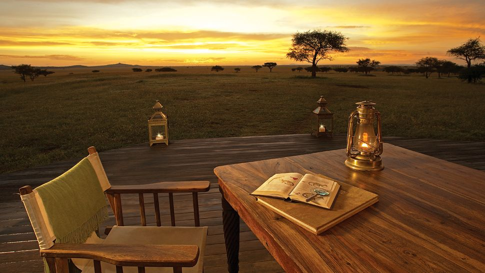 Singita Grumeti Reserves, Sabora Tented Camp  city, country