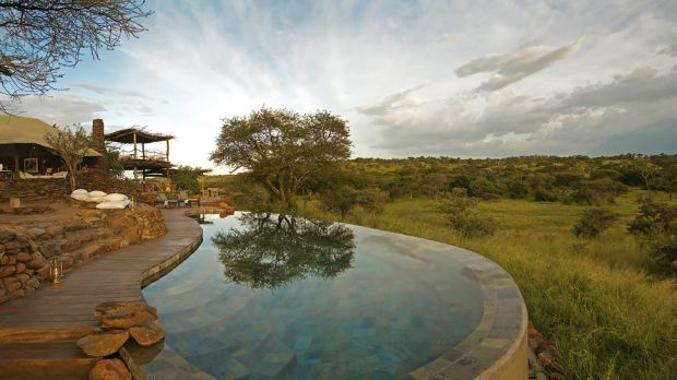 Singita Grumeti Reserves, Faru Faru Lodge — Grumeti  Reserves, Tanzania