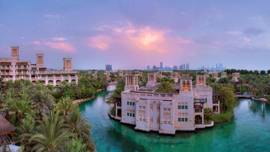Dar Al Masyaf, Madinat Jumeirah — city, country
