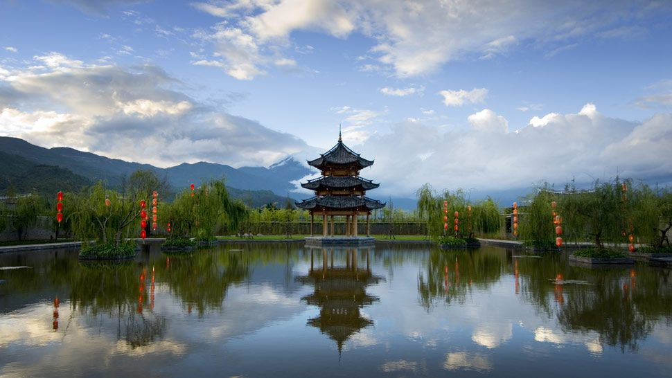 Banyan Tree Lijiang — city, country
