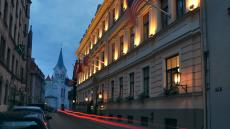 Grand Palace Hotel — Riga, Latvia