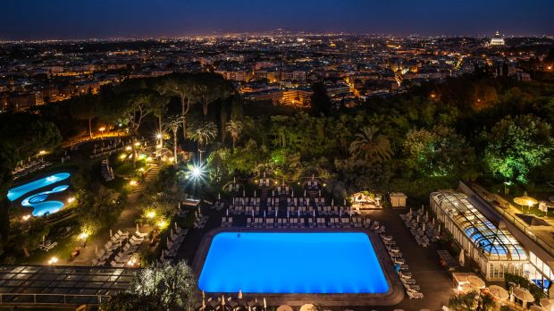 Rome Cavalieri, Waldorf Astoria Hotels & Resorts  Rome, Italy