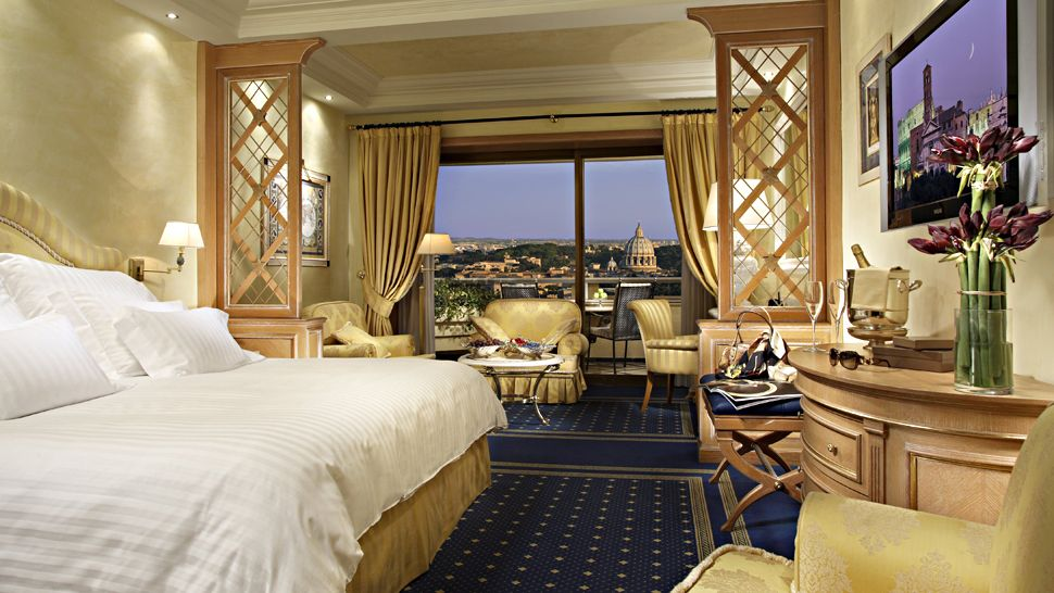 Rome Cavalieri Waldorf Astoria Hotels Amp Resorts Lazio Italy