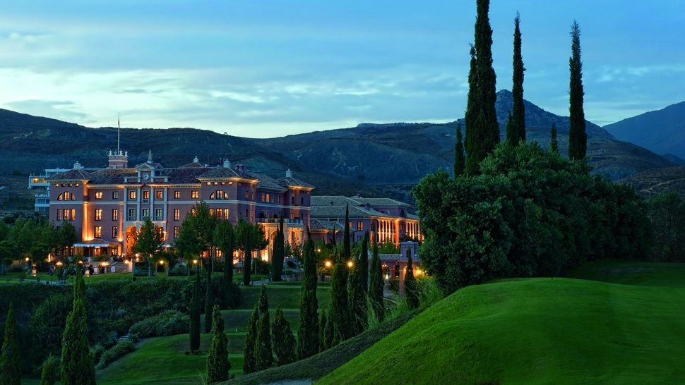 Villa Padierna Palace Hotel — city, country