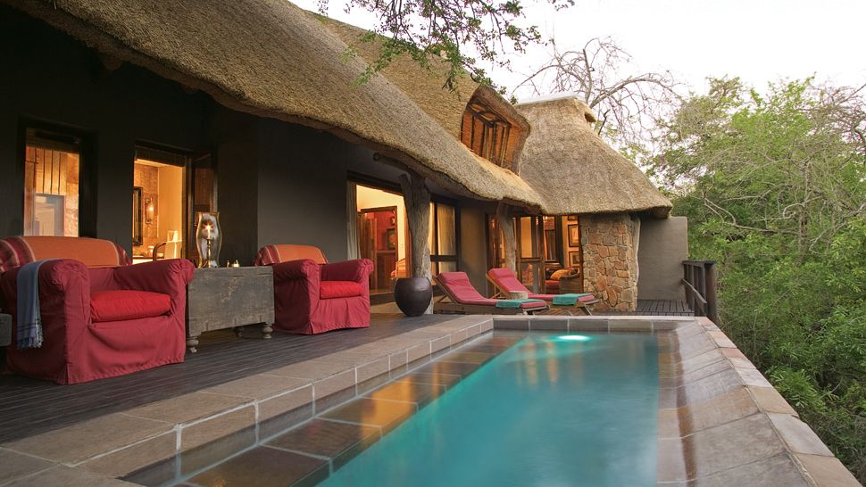 Singita Ebony Lodge — city, country