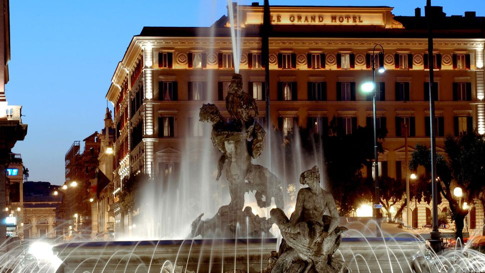 The St. Regis Rome — city, country