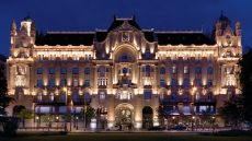 Four Seasons Hotel Gresham Palace Budapest  Budapest, Hungary