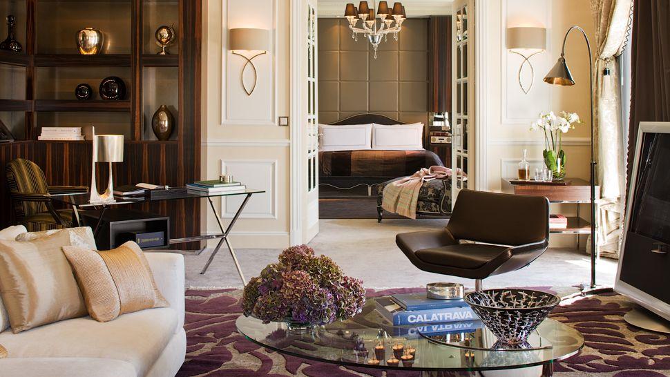 Four seasons hotel des bergues geneva geneva switzerland for Best boutique hotels geneva