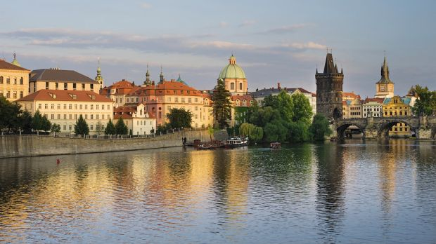 Four Seasons Hotel Prague — Prague, Czech Republic
