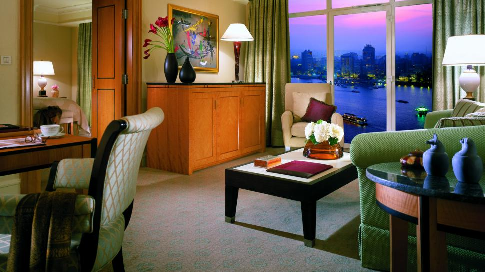 Four Seasons Hotel Cairo at Nile Plaza — city, country
