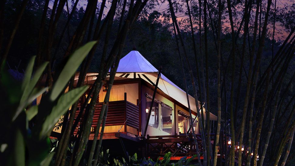 Four Seasons Tented Camp — city, country