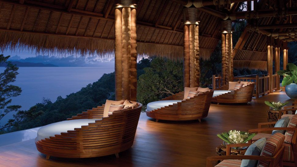 Four Seasons Resort Koh Samui, Thailand — city, country